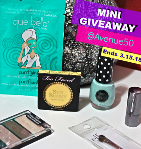 Mini Instagram Giveaway !!!