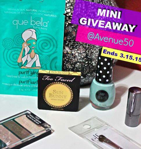 Mini Instagram Giveaway !!!