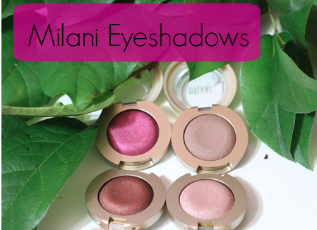 Milani Bella Eyes Gel Powder Eyeshadows