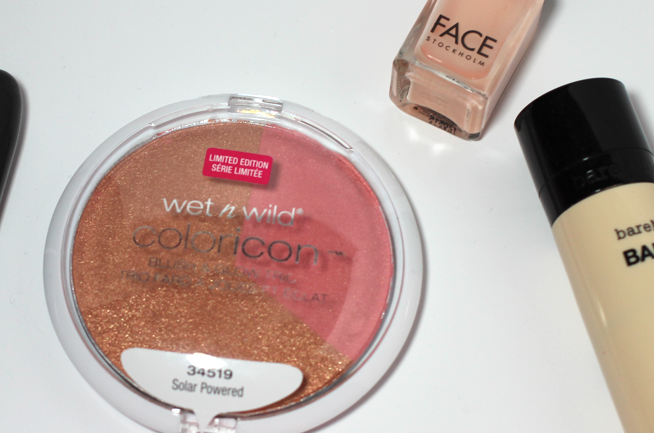 Wet n Wild: Silverlake Collection: Blush and Glow Trio: Solar Powered