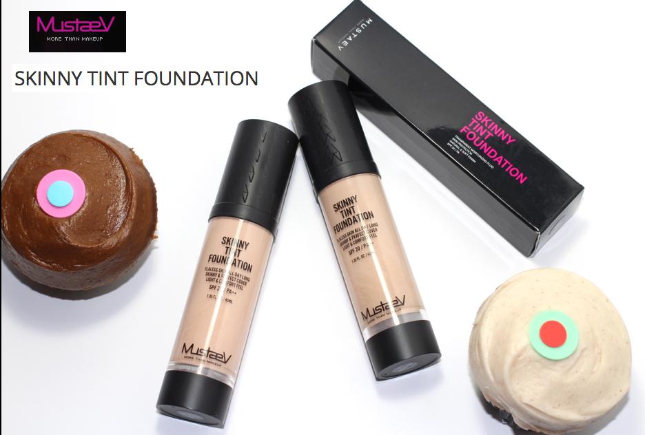 MustaeV Skinny Tint Foundation