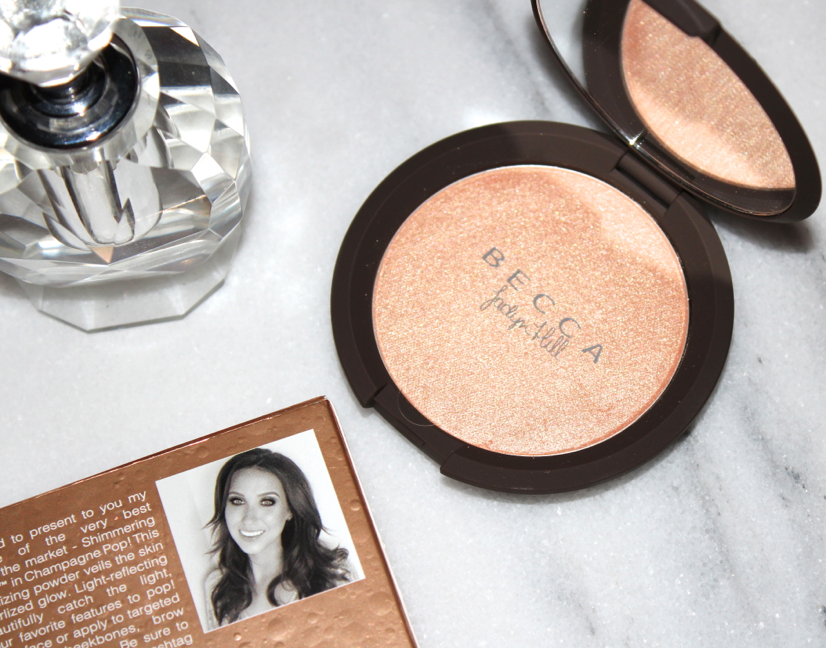 Becca x Jaclyn Hill Shimmering Perfector