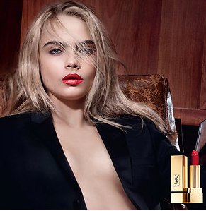 YSL Rouge Pur Couture Satin Radiance Lipstick