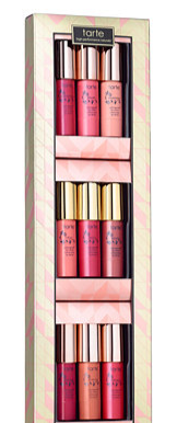 tarte dressed to the nines Lipsurgence lip crème gift set