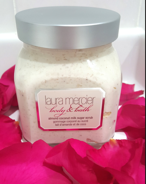 Laura Mercier Almond Coconut Milk Scrub