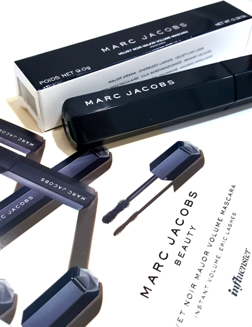 MarcJacobs Beauty Velvet Noir Mascara
