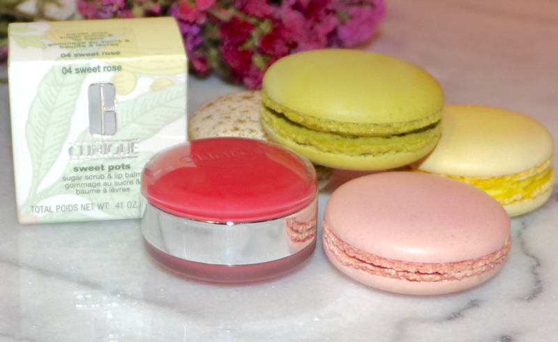 Sweet Pots Sugar Scrub & Lips Balm