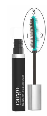 Cargo Cosmetics Boundless Lashes Mascara