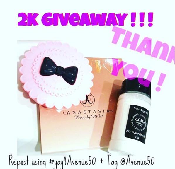 2k Instagram Giveaway