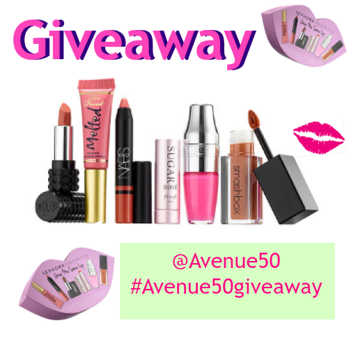 Giveaway: Sephora Favorites !
