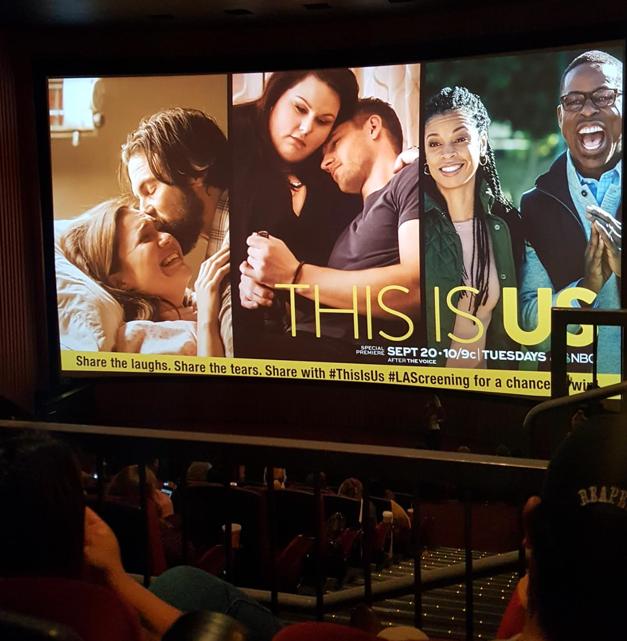 #ThisIsUs Series Premiere