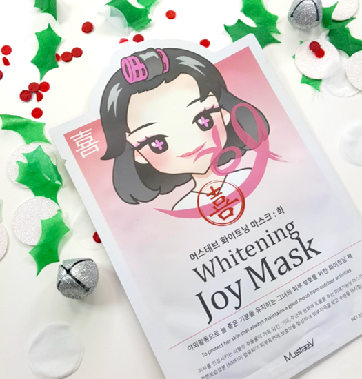 Whitening Joy Mask