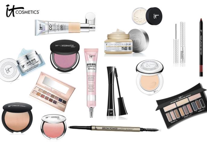 SAG Awards Makeup: Evan Rachel Wood in IT Cosmetics