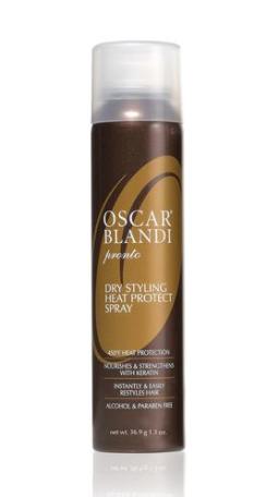 Oscar Blandi Pronto Dry Styling Heat Protect Spray
