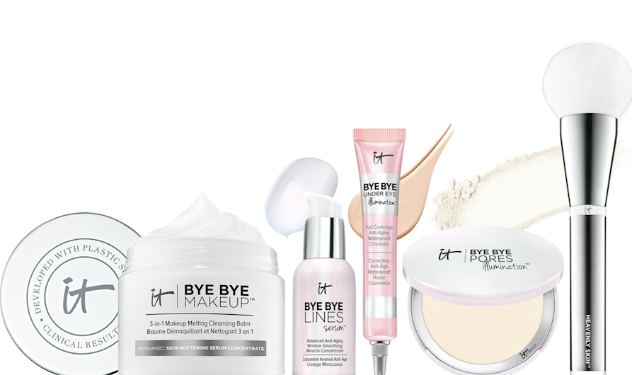 IT Cosmetics IT's Your Bye Bye Breakthroughs 5-pc Collection on QVC