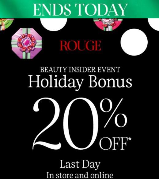 Sephora Beauty Insider Event