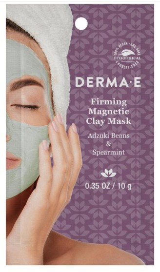 DermaE Firming Magnetic Clay Mask